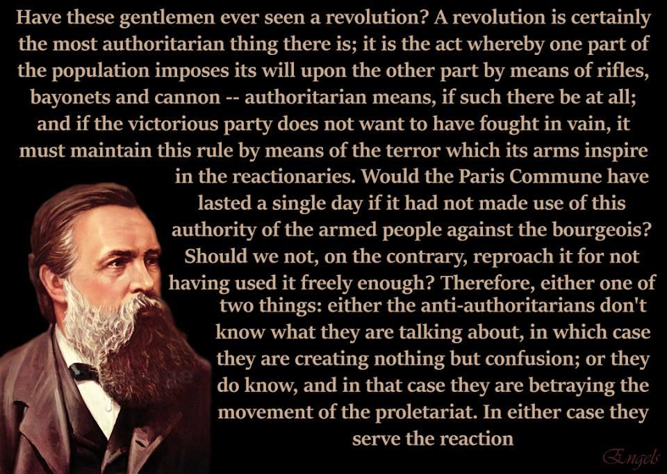 Reactionaries Playing Revolutionaries