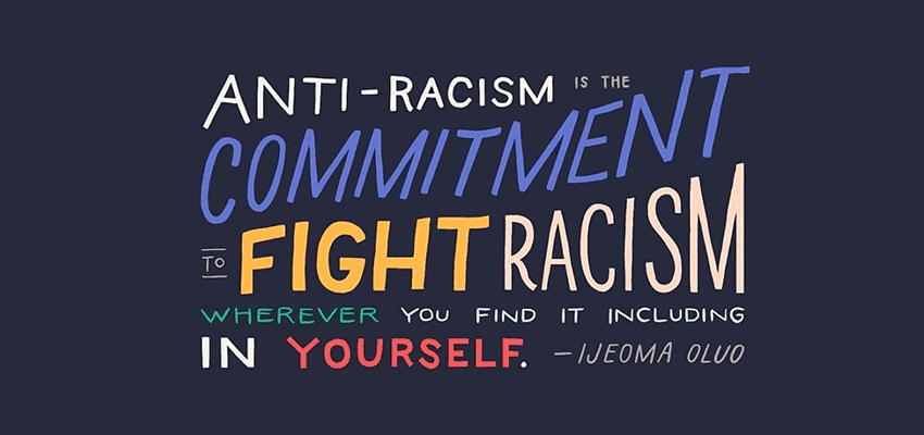 People Reveal Themselves When You Talk About Anti-Racism