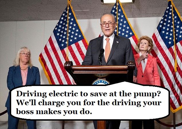 Senate's Per-Mile Tax Pilot an Attack on Working Class